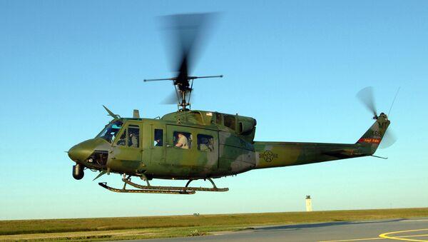 Helikopter UH-1N hjui američke vojske - Sputnik Srbija
