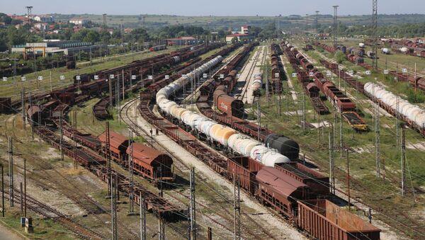 Železnice Srbije - Sputnik Srbija