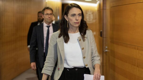 Премијерка Новог Зеланда Џасинда Ардерн - Sputnik Србија