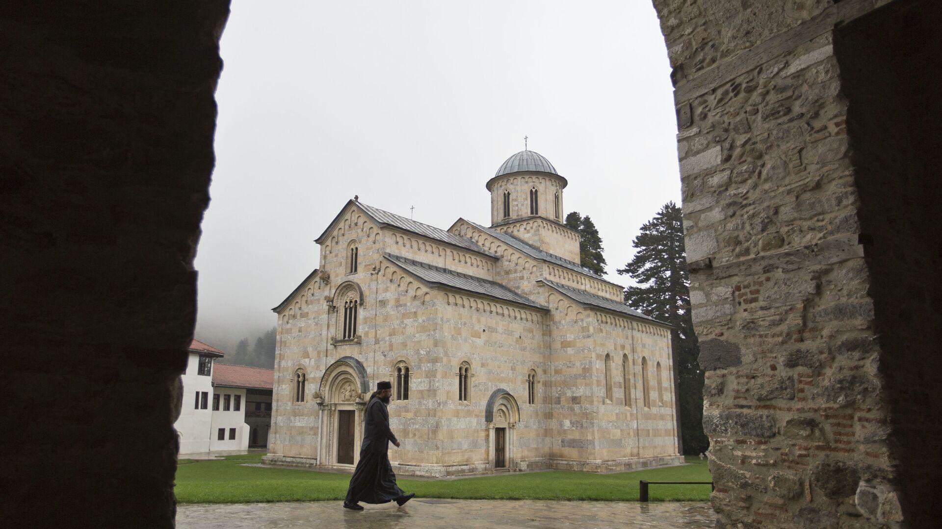 Манастир Високи Дечани - Sputnik Србија, 1920, 09.04.2021