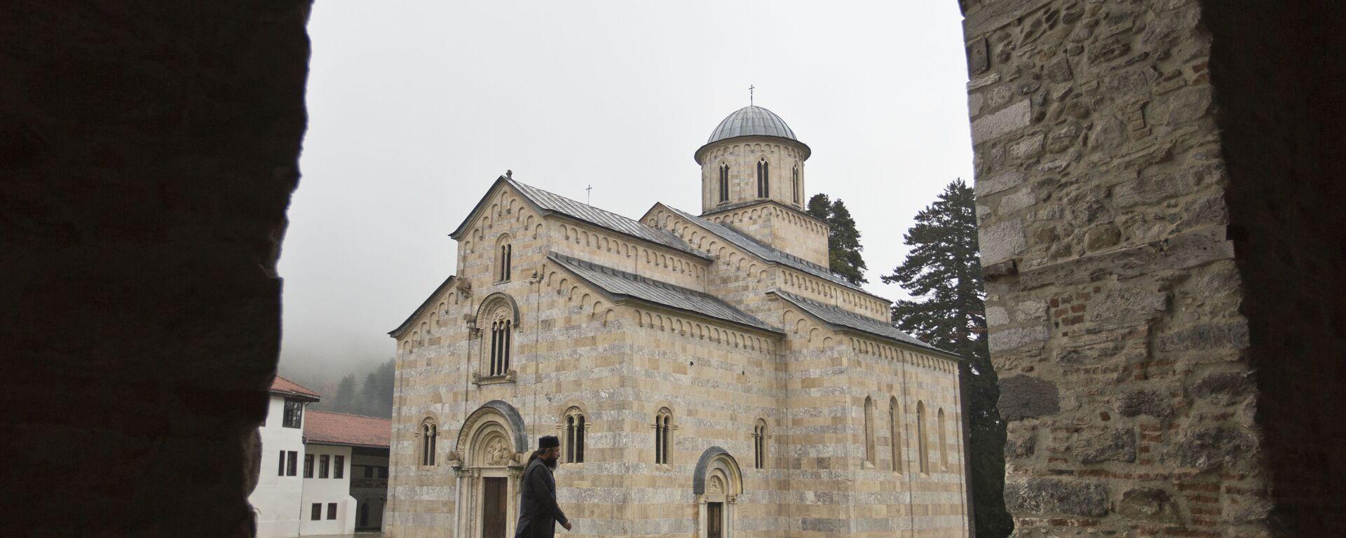 Манастир Високи Дечани - Sputnik Србија, 1920, 22.05.2021
