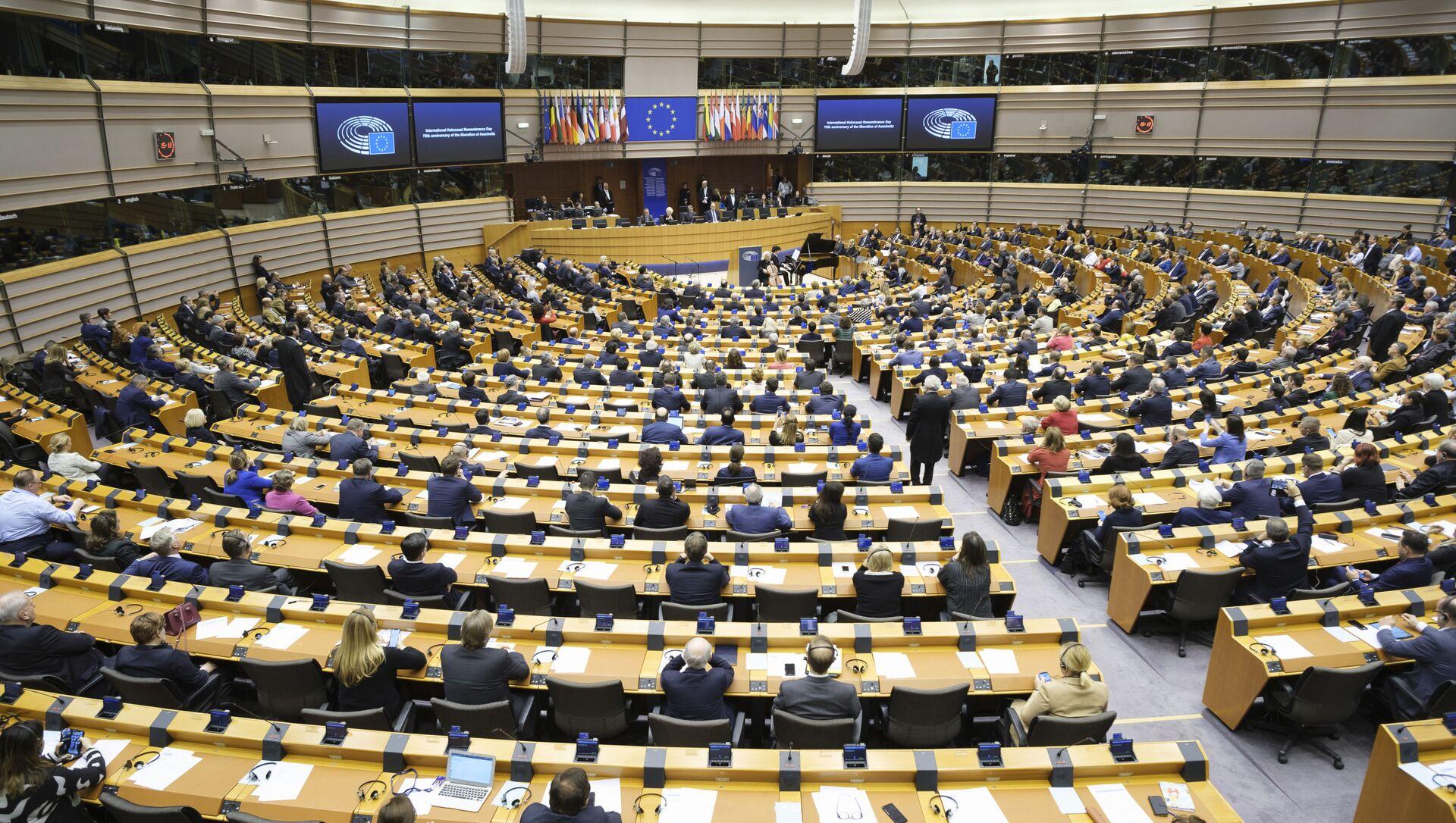 Седница Европског парламента у Бриселу - Sputnik Србија, 1920, 08.07.2021