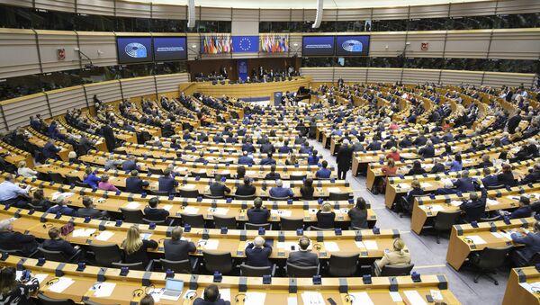 Седница Европског парламента у Бриселу - Sputnik Србија