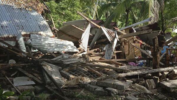 Zemljotres na Filipinima - Sputnik Srbija