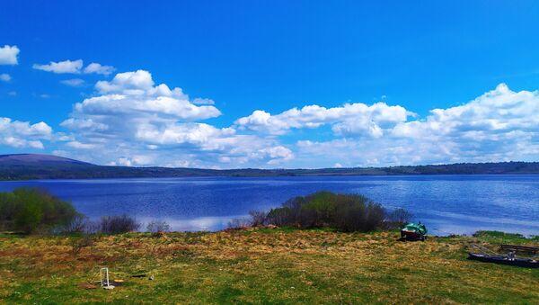 Vlasinsko jezero na jugu Srbije - Sputnik Srbija