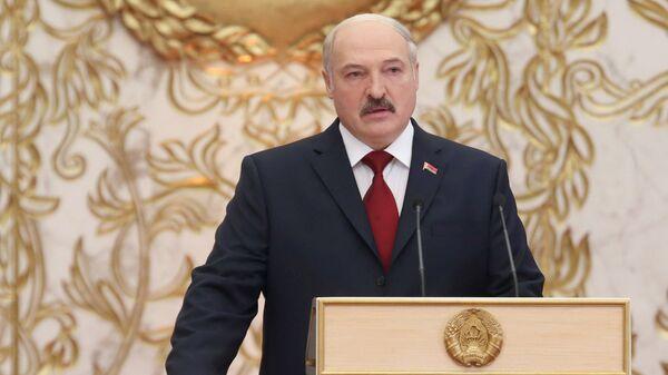 Инаугурација белоруског председника Александра Лукашенка - Sputnik Србија