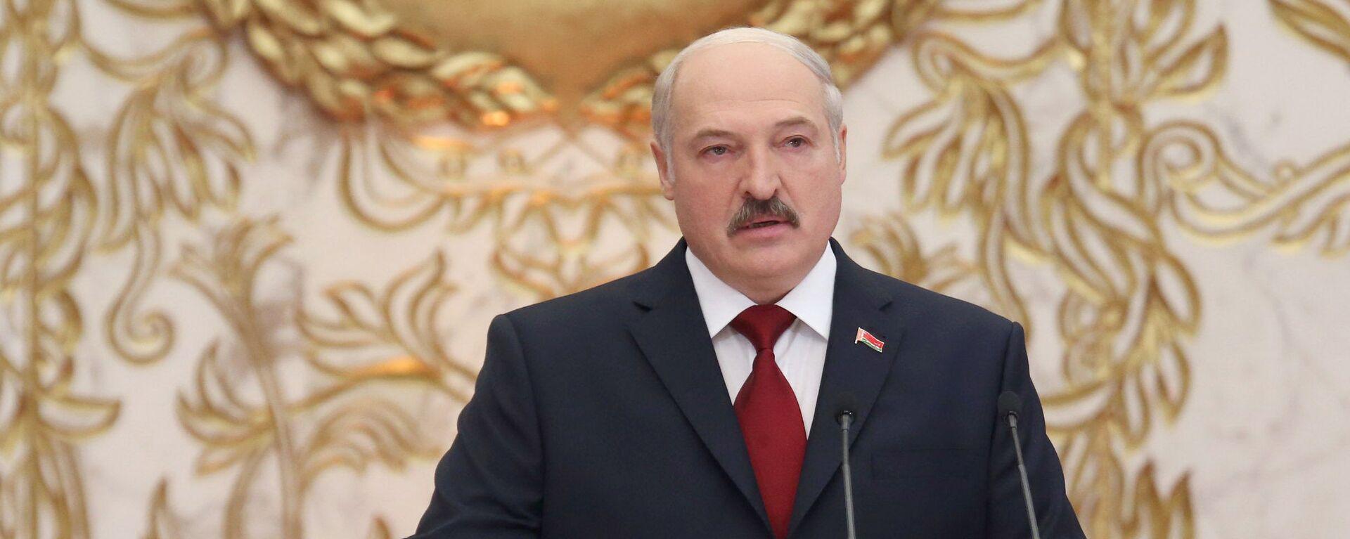 Инаугурација белоруског председника Александра Лукашенка - Sputnik Србија, 1920, 27.11.2020