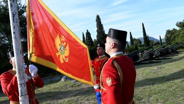 Pripadnici Vojske Crne Gore - Sputnik Srbija