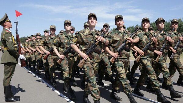 Ministarstvo odbrane Belorusije, beloruska vojska - Sputnik Srbija