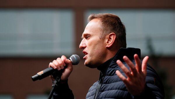 Ruski opozicioni lider Aleksej Navaljni - Sputnik Srbija