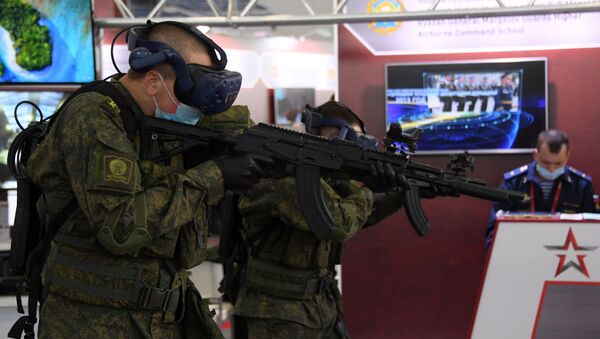 "Шести Међународни војно-технички форум ""Армија-2020"" - Sputnik Србија"