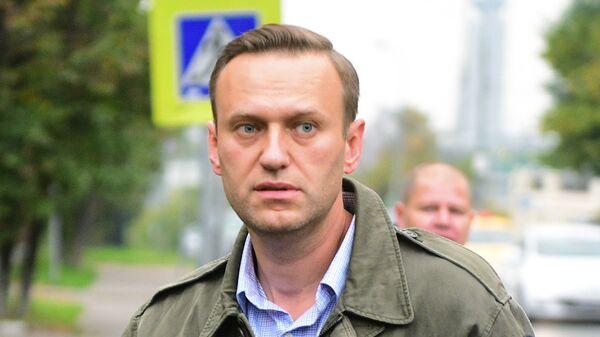 Руски блогер Алексеј Наваљни - Sputnik Србија