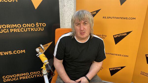 Урош Ђурић - Sputnik Србија