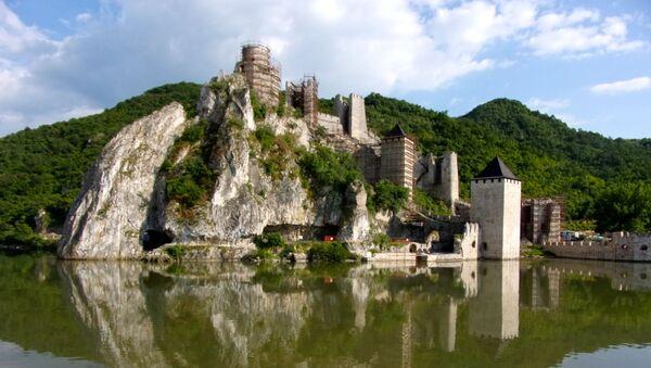 Golubačka tvrđava - Sputnik Srbija