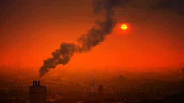 smog vazduh - Sputnik Srbija