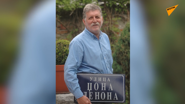 Petar Peca Popović - Sputnik Srbija
