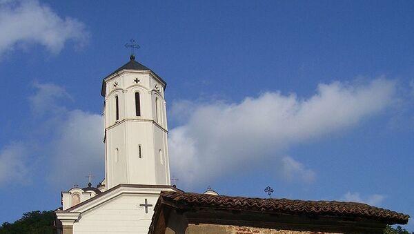 Manastir  Prepodobnog Prohora Pčinjskog  - Sputnik Srbija