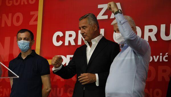 Milo Đukanović  - Sputnik Srbija