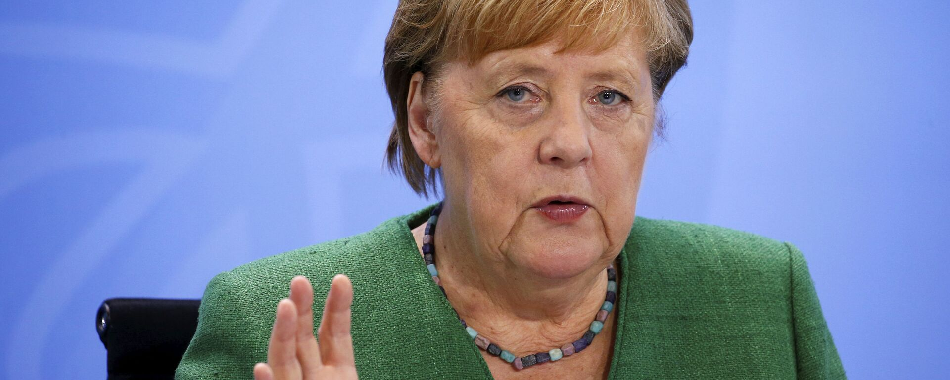 Nemačka kancelarka Angela Merkel - Sputnik Srbija, 1920, 01.09.2021