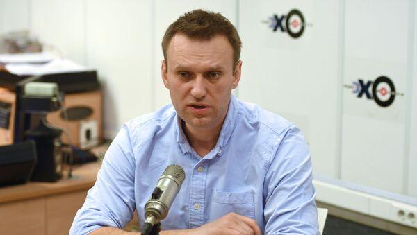 Ruski opozicionar Aleksej Navaljni - Sputnik Srbija