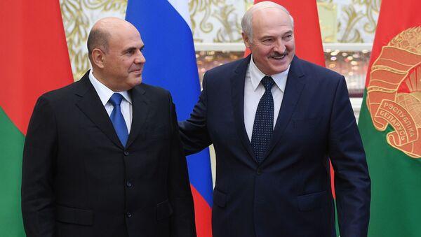 На белоруској ТВ објављен снимак пресретнутог разговора Берлина и Варшаве - Sputnik Србија