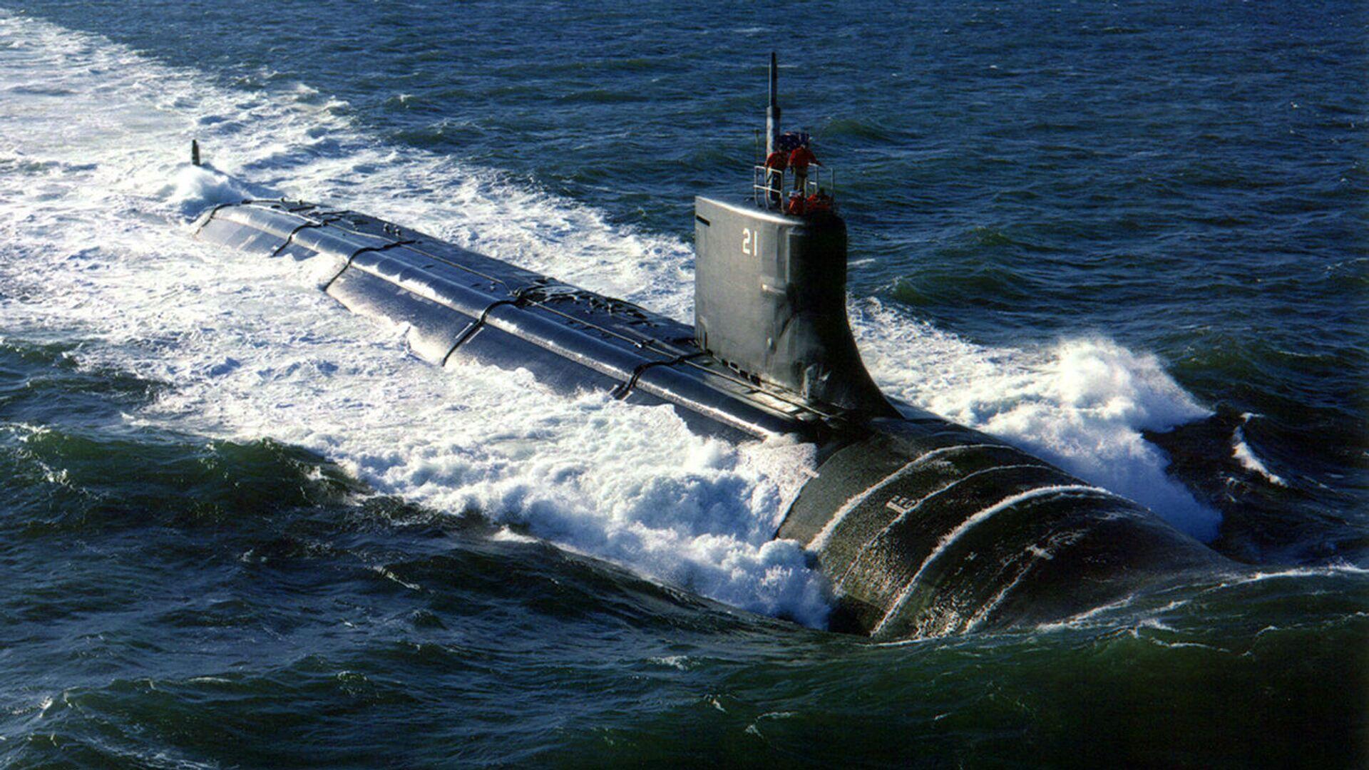 Америчка подморница  - Sputnik Србија, 1920, 07.10.2021