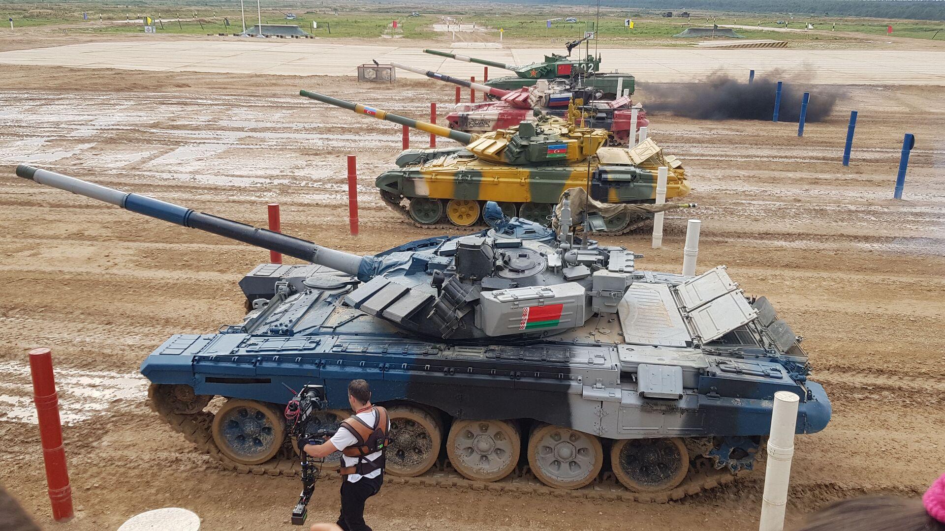 """Међународне војне игре """"Армија 2020"""" – финале - Sputnik Србија, 1920, 04.09.2021"""