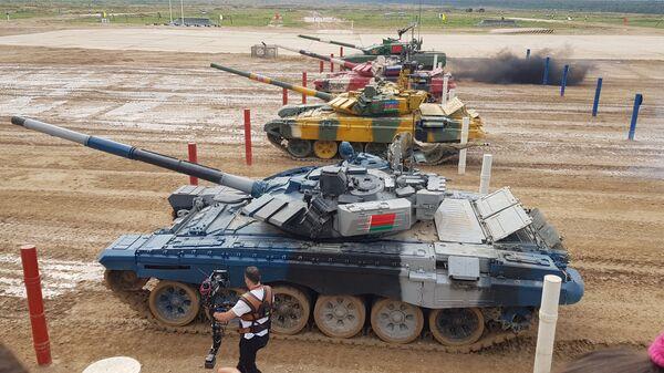 """Међународне војне игре """"Армија 2020"""" – финале - Sputnik Србија"""