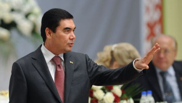 Председник Туркменистана Губрангули Бердимухамедов - Sputnik Србија