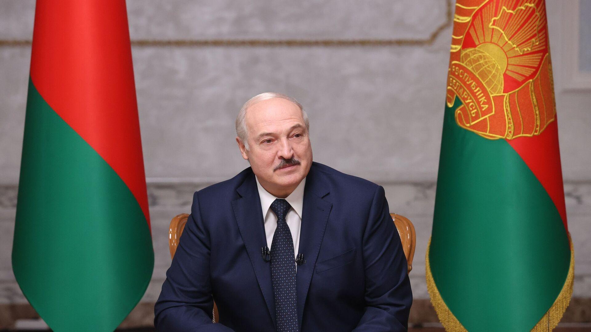 Predsednik Belorusije Aleksandar Lukašenko - Sputnik Srbija, 1920, 18.09.2021