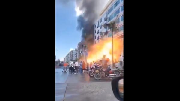 Експлозија у Кини - Sputnik Србија