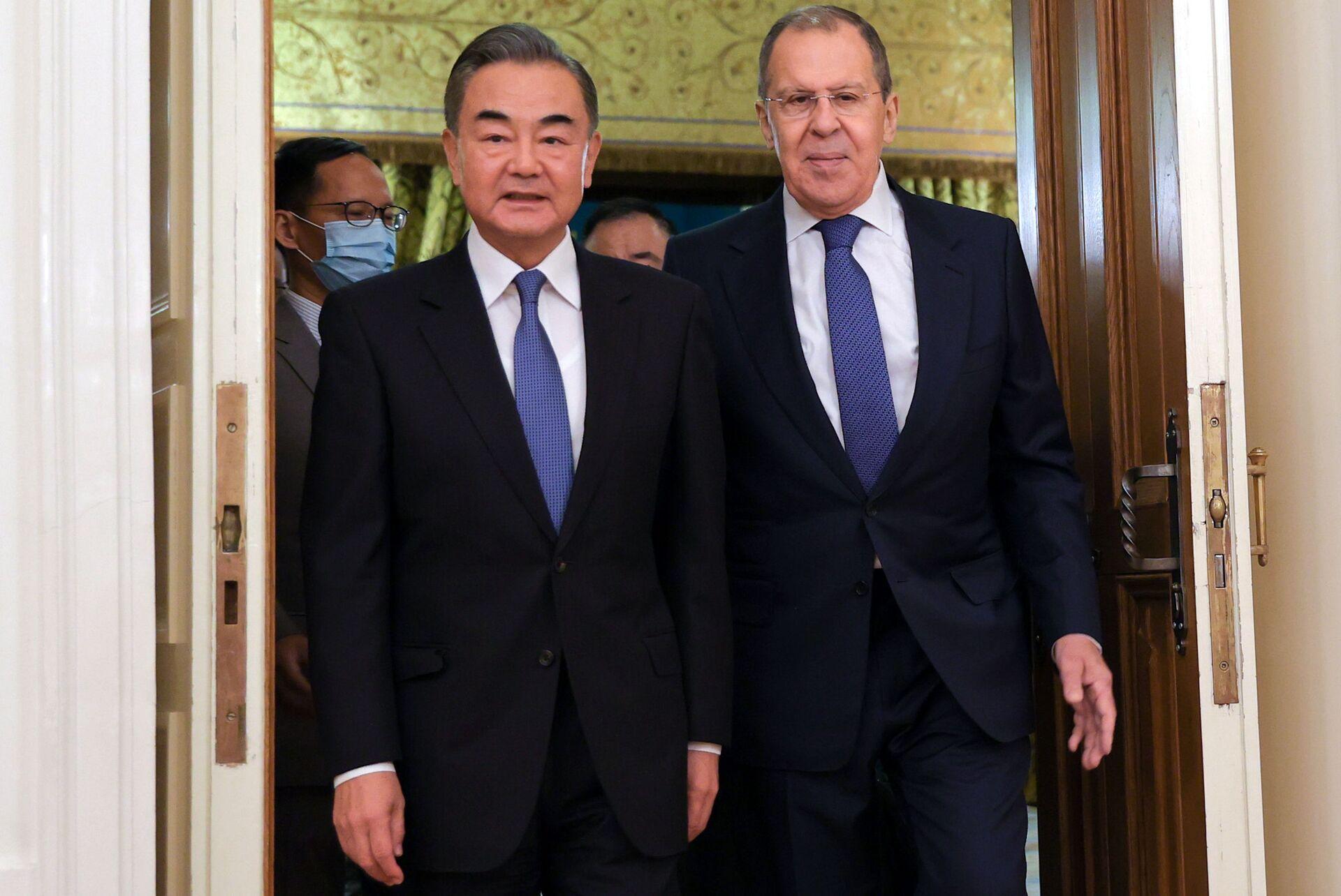 Јасна порука Пекинга: Русија и Кина против политичког вируса Запада - Sputnik Србија, 1920, 09.03.2021