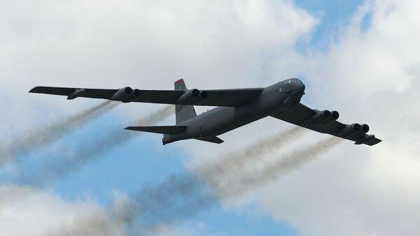 Američki bombarder B-52H - Sputnik Srbija