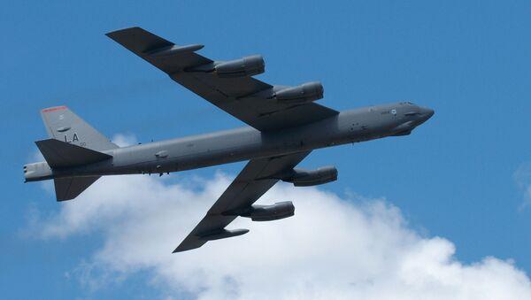 Bombarder B-52H Stratofortres - Sputnik Srbija