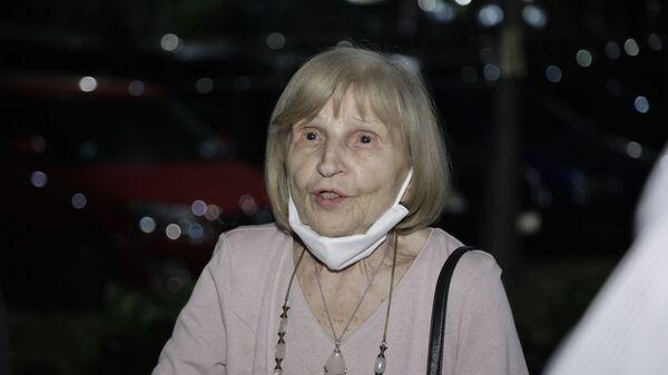 Mira Banjac, glumica i predsednica Saveta Festivala evropskog filma Palić - Sputnik Srbija