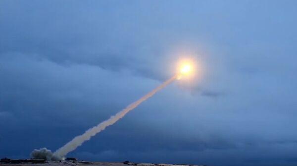 Тестирање руске ракете Буревестник - Sputnik Србија