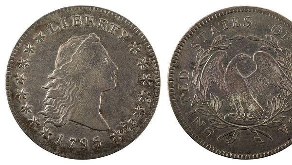 Најстарији новчић од једног долара - Sputnik Србија