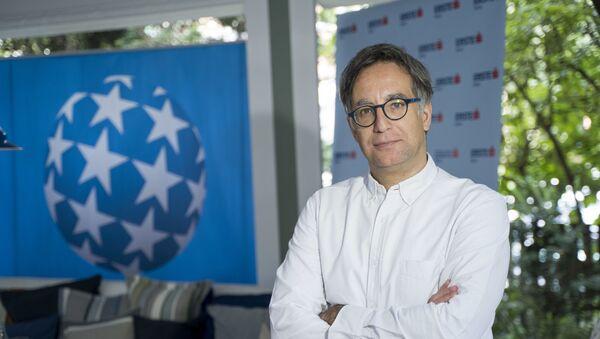Иван Меденица, уметнички директор Битефа - Sputnik Србија