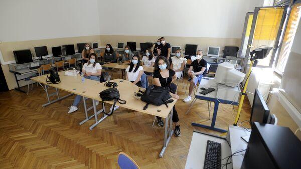 Школа, Србија - Sputnik Србија