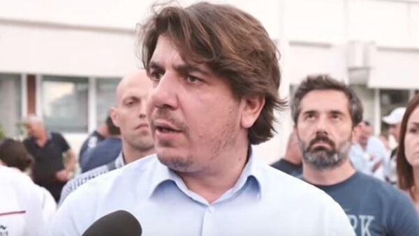 Крсто Радовић, председник општине Будва - Sputnik Србија