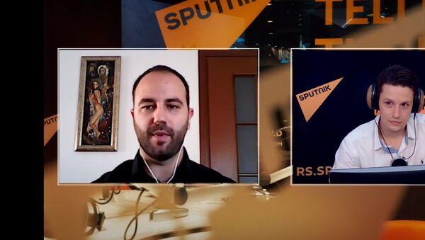 Tehnogram - Sputnik Srbija