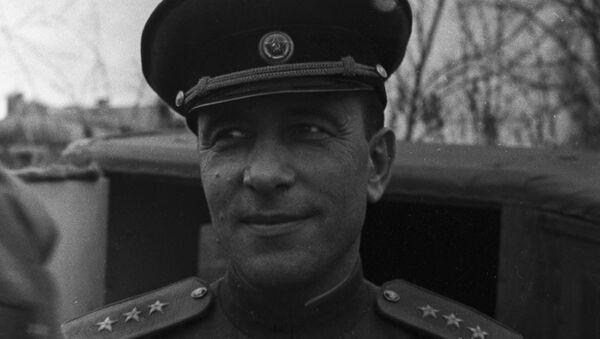 Mihail Katukov - Sputnik Srbija