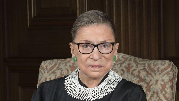 Судија америчког Врховног суда Рут Бејдер Гинсбург - Sputnik Србија