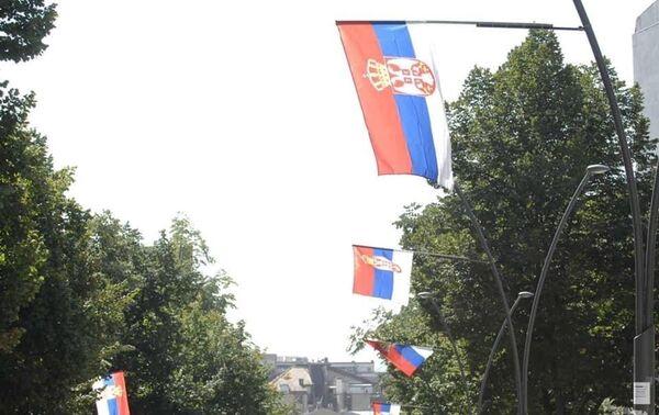 Заменик градоначелника Београда Горан Весић најавио да ће се сукоро код Факулетета у Косвској Митровици изградити и парк  - Sputnik Србија