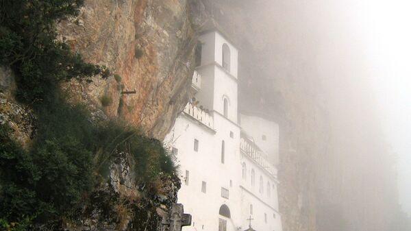Manastir Ostrog u Crnoj Gori - Sputnik Srbija