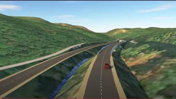 Fruškogorski koridor deo je putnog pravca Novi Sad – Ruma – Šabac – Loznica – granica sa Bosnom i Hercegovinom - Sputnik Srbija