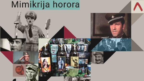Naslovna stranica knjige Film i rat Petra Jončića - Sputnik Srbija