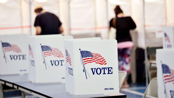 Гласачка места у Америци - Sputnik Србија
