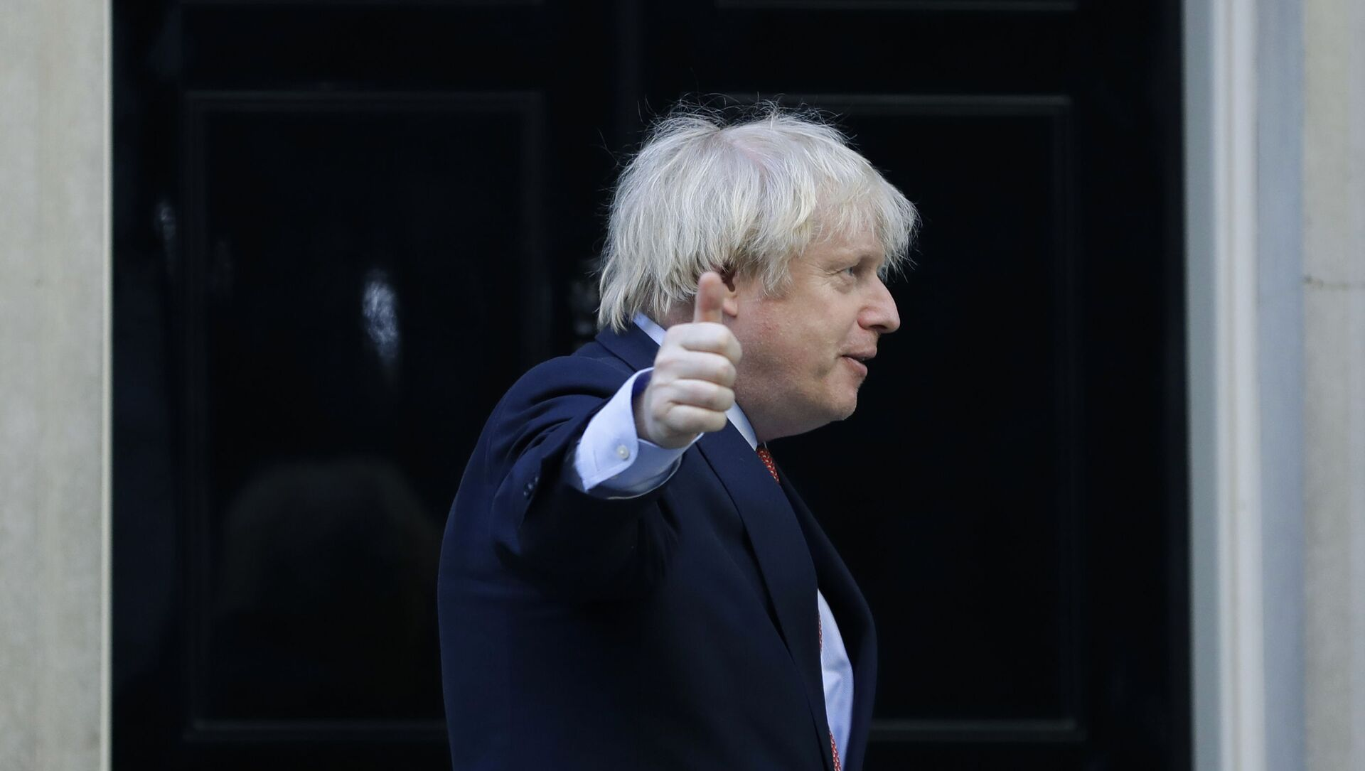 Boris Džonson, premijer Velike Britanije - Sputnik Srbija, 1920, 07.03.2021