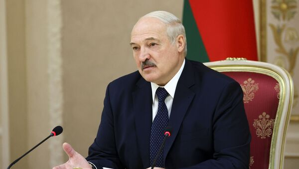 Predsednik Belorusije Aleksandar Lukašenko. - Sputnik Srbija